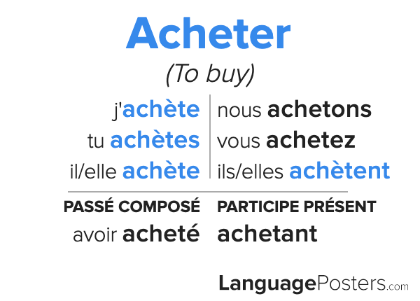 Acheter Conjugation