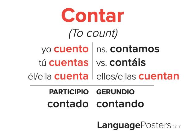Contar Conjugation