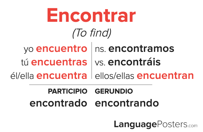 Encontrar Conjugation